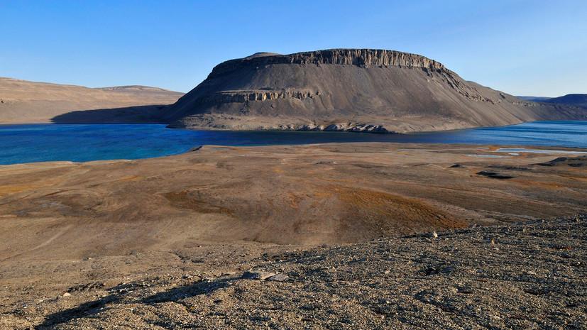 Как подлёдные озёра канадской Арктики помогут в поисках внеземной жизни