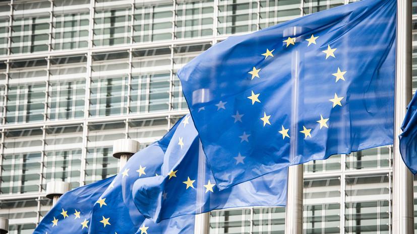 В ЕК прокомментировали переговоры Новака и Шефчовича по поставкам российского газа в ЕС
