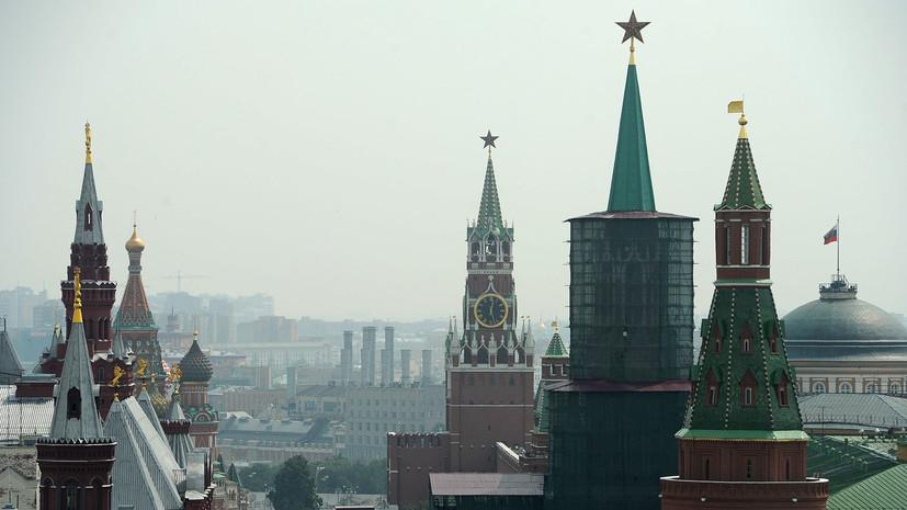 В Кремле призвали США избегать роста напряжённости в Сирии