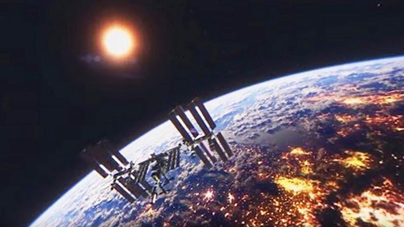 RT в сотрудничестве с «Астрономами без границ» организовал телемост с МКС для американских и российских школьников