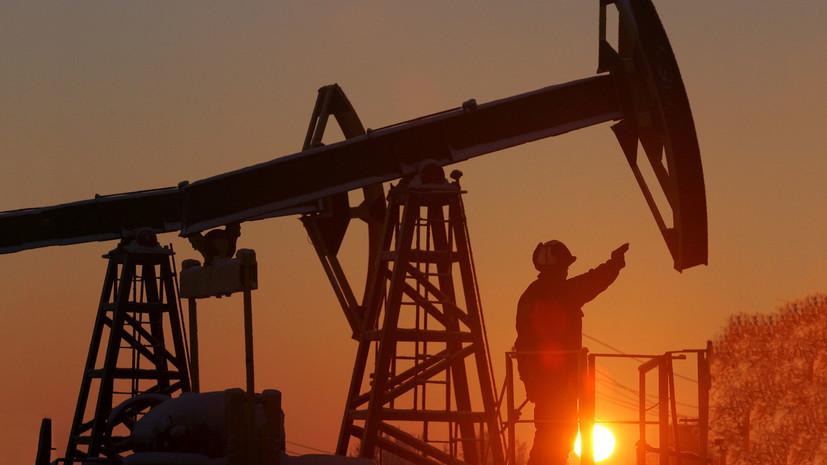Ближневосточный торг: с чем связан рекордный за три года рост цен на нефть