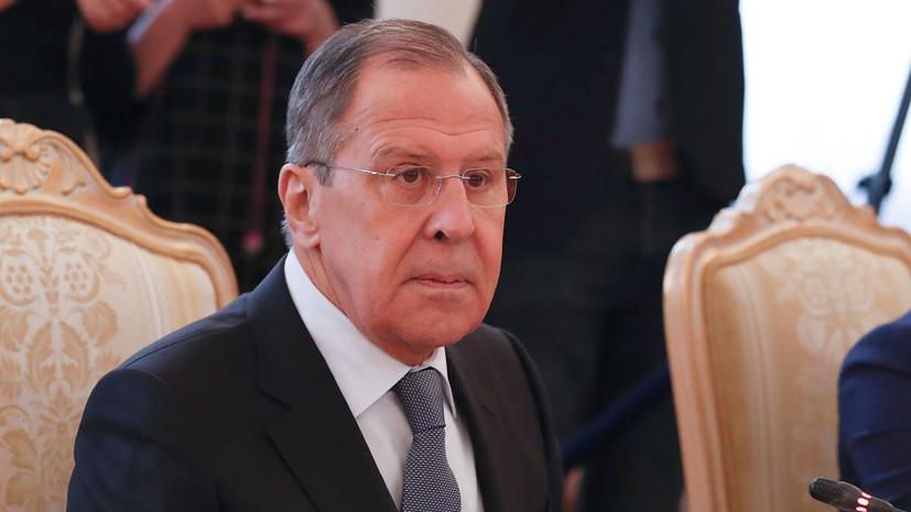 Лавров рассказал об интересных моментах в закрытой части доклада ОЗХО по делу Скрипаля