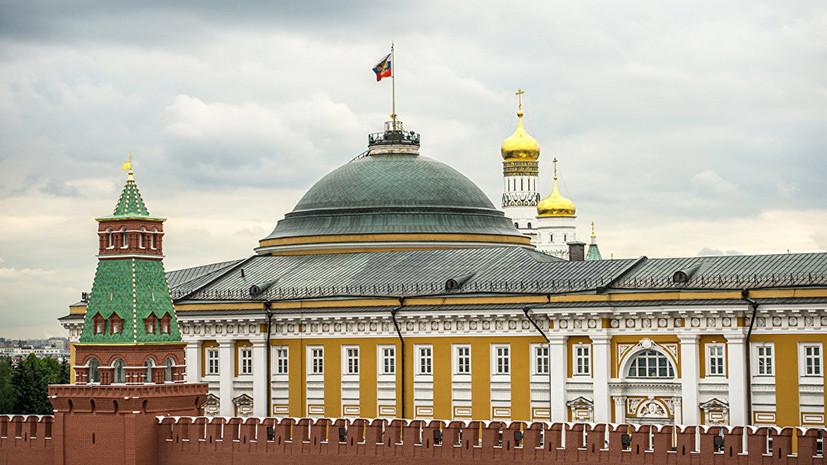 В Кремле прокомментировали предлагаемые Госдумой ответные меры на санкции США