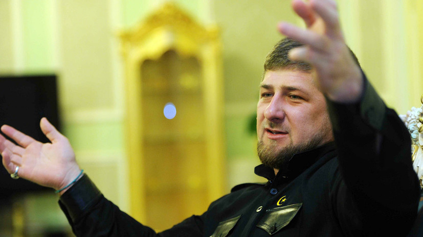 Кадыров прокомментировал решение суда заблокировать Telegram