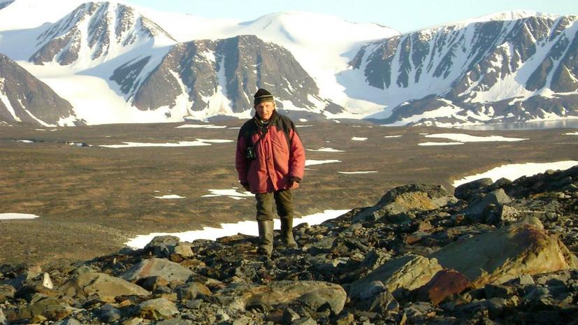 Умер основатель национального парка «Русская Арктика»
