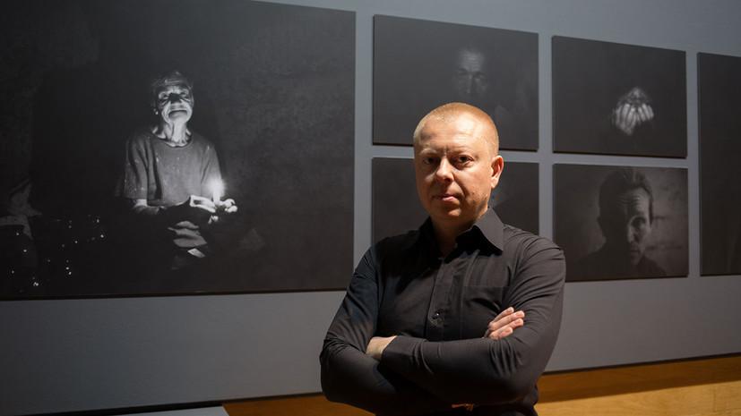 Фотокорреспондент «Россия сегодня» получил премию World Press Photo