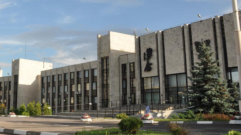 В МГИМО рассказали о выпавшей из окна аудитории студентке
