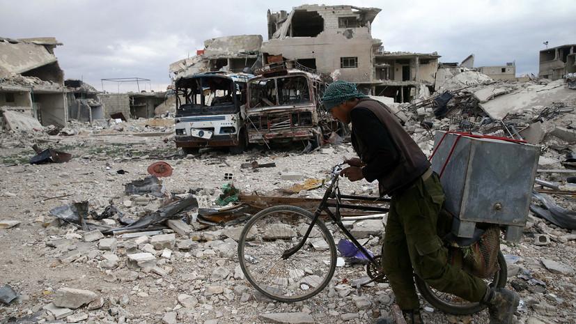 Греция отказалась отучастия в вероятной  операции вСирии