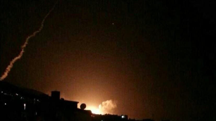 Трамп отдал приказ нанести удары по Сирии