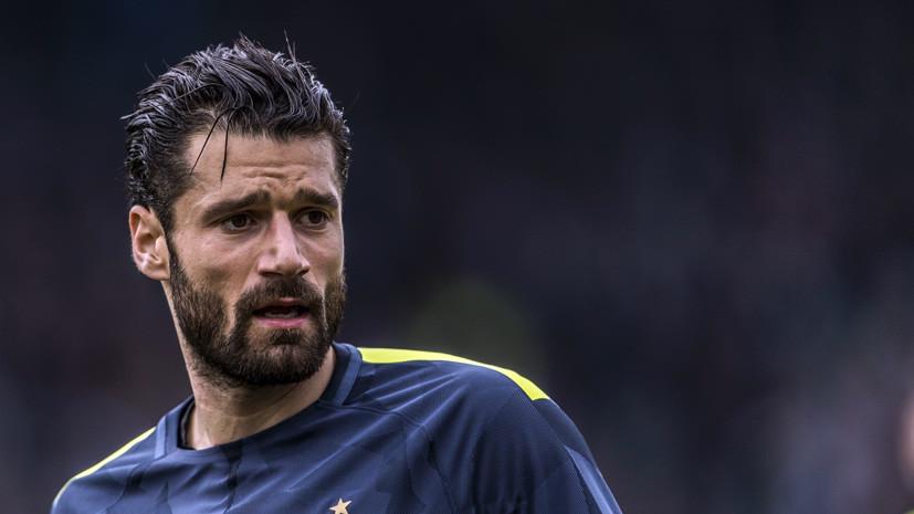 Получившему удар мячом стюарду матча «Торино» — «Интер» удалили селезёнку