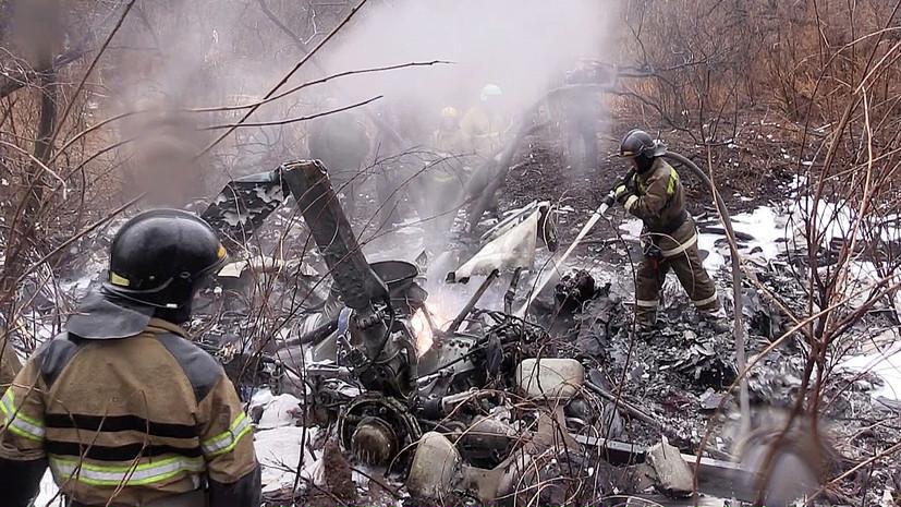 Погибших вкрушении вертолёта похоронят на основном  кладбище Хабаровска