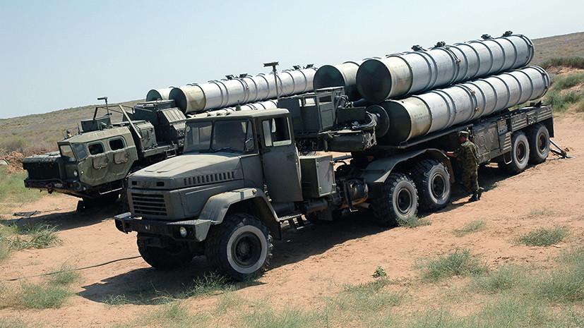 Россия может вернуться к рассмотрению вопроса о поставках С-300 в Сирию и другие страны