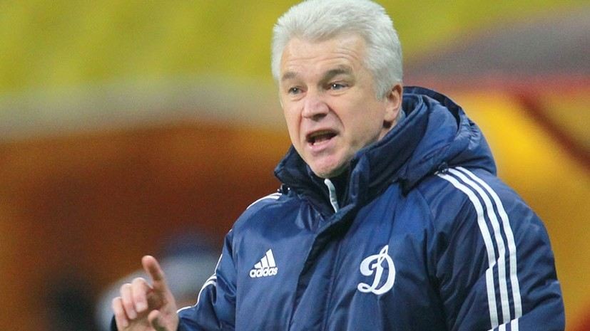 Экс-тренер ФК «Динамо» Силкин назвал причину ухудшения результатов «Зенита»
