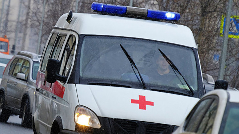 Источник сообщил о гибели двух человек при крушении легкомоторного самолёта под Липецком