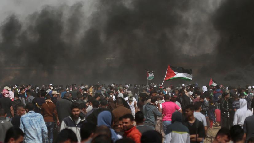 СМИ: Четыре палестинца погибли в результате артиллерийского обстрела израильтянами сектора Газа