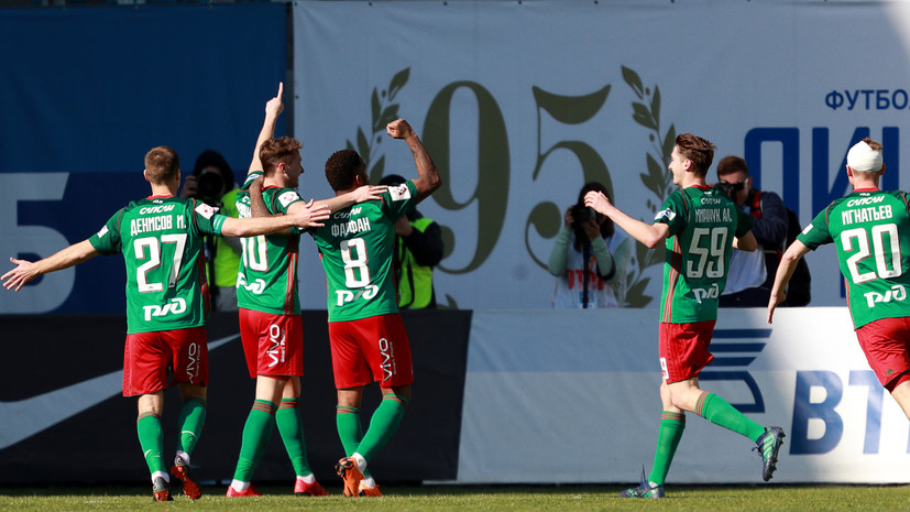 Возвращение уверенности: «Локомотив» крупно обыграл «Динамо» в 26-м туре и упрочил своё лидерство в РФПЛ