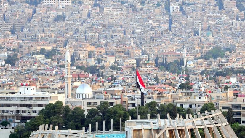 Захарова заявила, что удар по Сирии является очередной попыткой сместить Асада