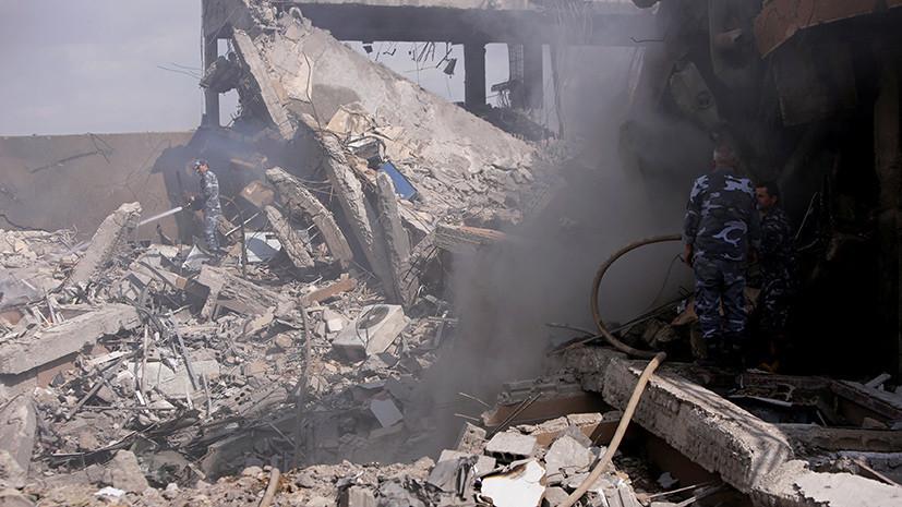 Специалисты ОЗХО прибыли в Сирию для проведения расследования инцидента в Думе
