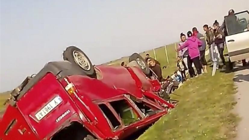 Два человека погибли в результате ДТП в Болгарии