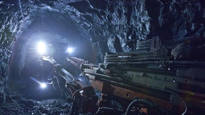 Источник сообщил о гибели человека в результате обрушения на шахте в Ростовской области