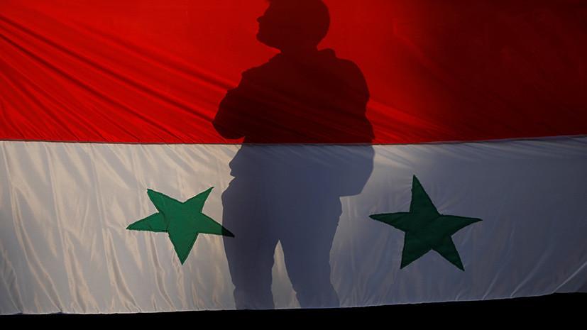 Россия заявила о трёх случаях нарушения перемирия в Сирии за сутки