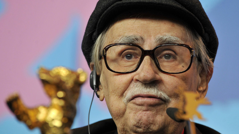ВИталии на89-м году жизни скончался кинорежиссер Витторио Тавиани