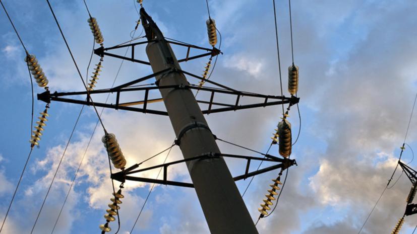 В Якутии полностью восстановлено электроснабжение