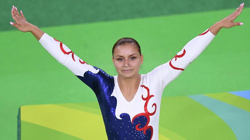 Россиянка Павлова стала чемпионкой Европы в прыжках на батуте
