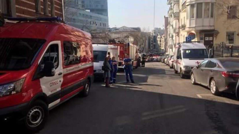 Власти Москвы снесут здание, где произошло частичное обрушение
