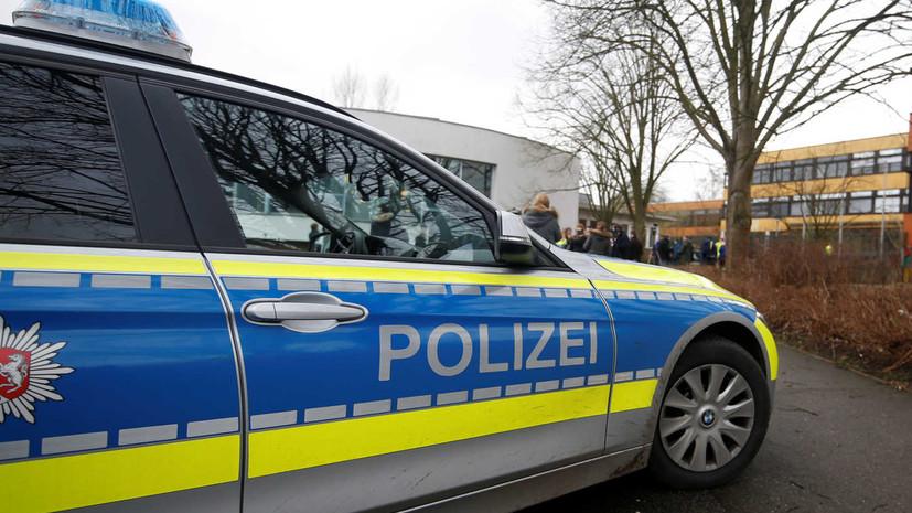 В Германии столкнулись два легкомоторных самолёта