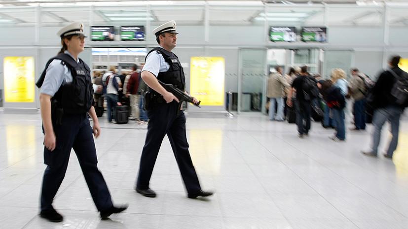 Задержанная в аэропорту Мюнхена пожилая женщина вернулась в Россию