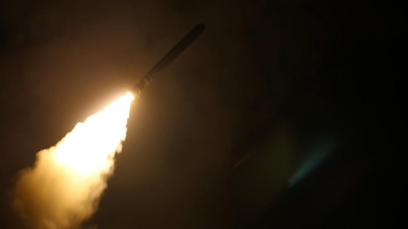 Генсек НАТО назвал удары Запада по Сирии сигналом России и Ирану