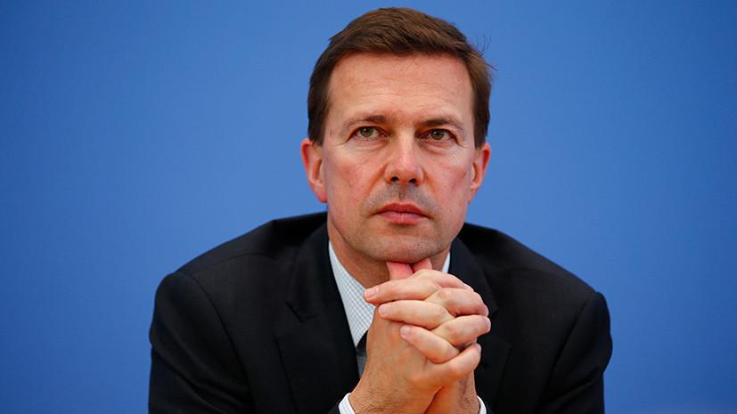 В Германии заявили, что власти не получали приглашения принять участие в операции против Сирии