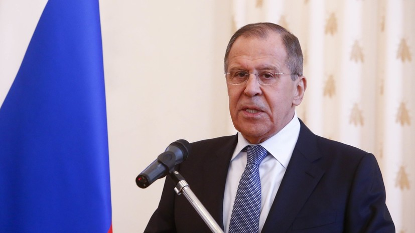 Отношения между Россией иЗападом хуже, чем вэпоху  «холодной войны»— Лавров