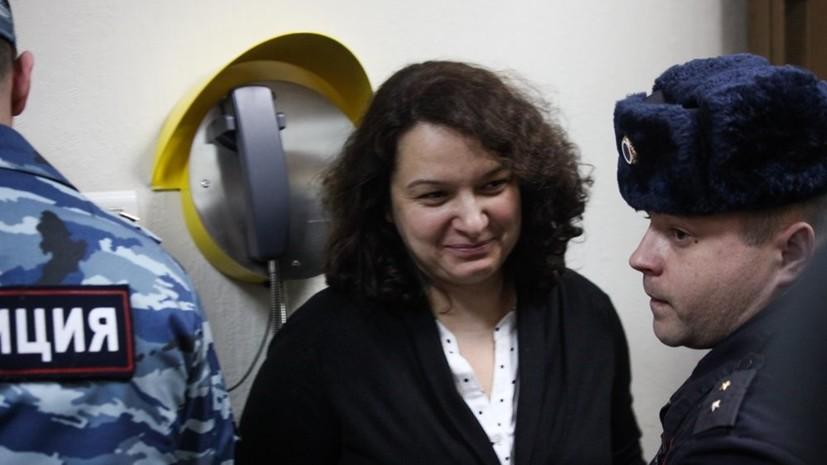 Суд отменил приговор врачу-гематологу Мисюриной