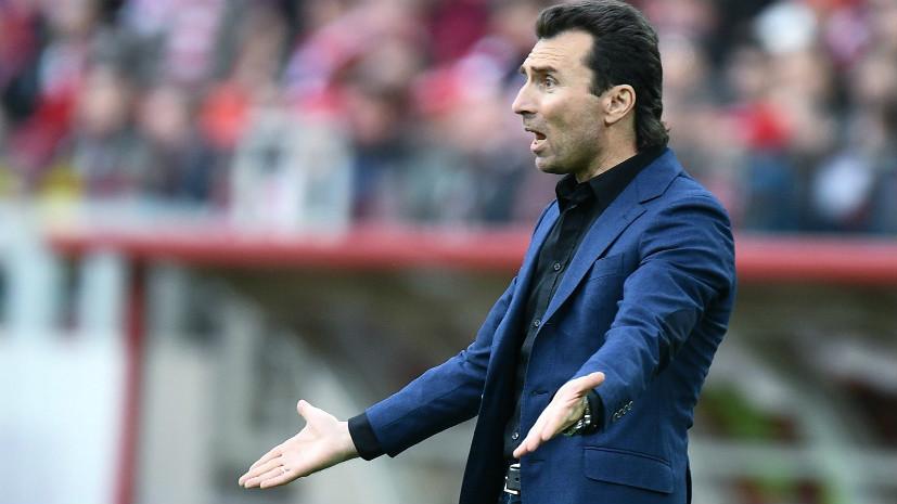 Крылатый снаряд: зачем в тренера команды ФНЛ Григоряна бросили петуха во время футбольного матча