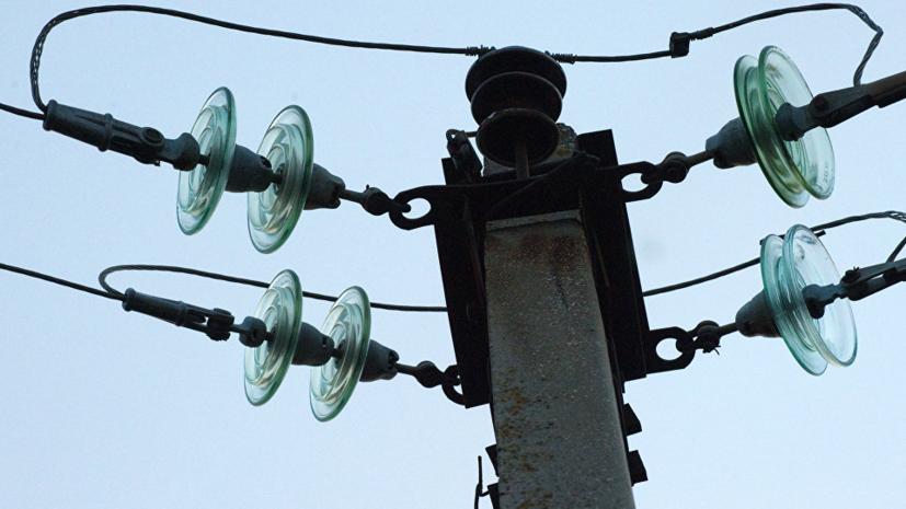 В Чечне почти 300 тысяч человек остались без электроснабжения из-за аварии