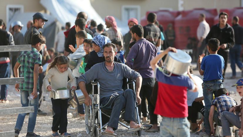 Более 59,5 тысячи человек вернулись в Восточную Гуту с начала гуманитарной операции