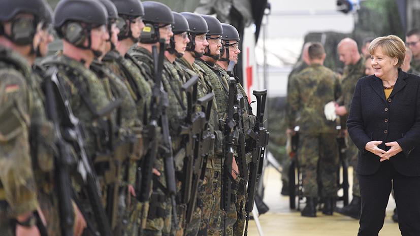 «Эффект пробирки Пауэлла»: почему Германия не стала участвовать в ударе США по Сирии