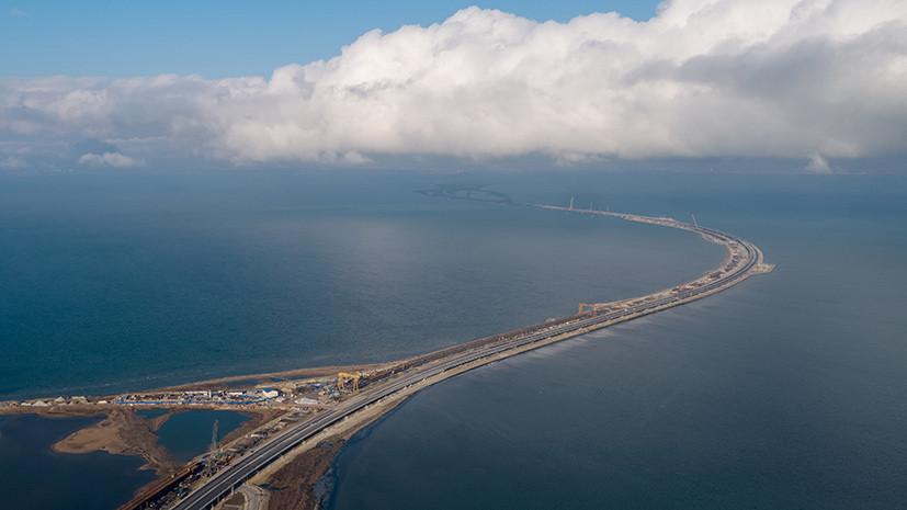 Крым передал участок Тузлинской косы в федеральную собственность