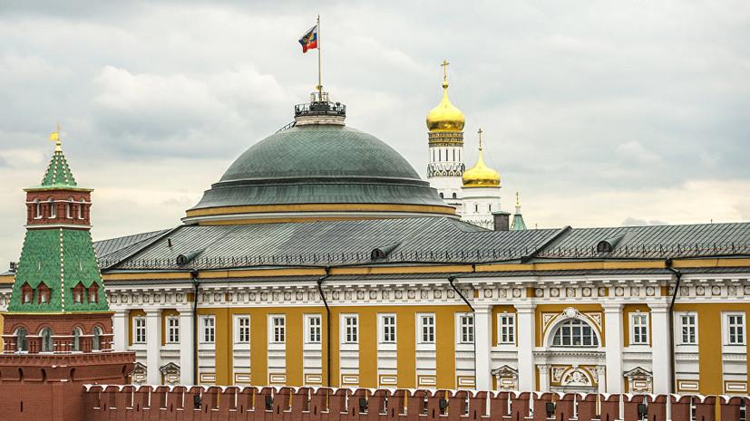 В Кремле прокомментировали сообщения о приостановке новых санкций США против России