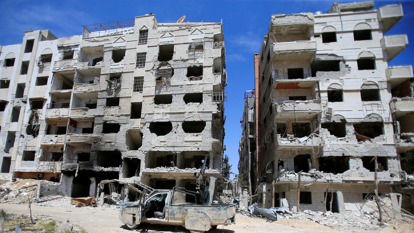 СМИ: Эксперты ОЗХО заходят в сирийскую Думу