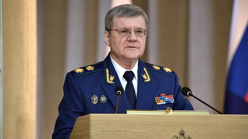 Генпрокуратура: число пытающихся примкнуть к террористам за рубежом россиян снижается
