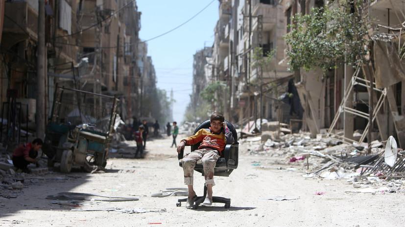 Эксперт оценил позицию Германии по урегулированию ситуации в Сирии