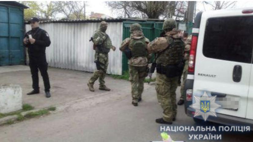 В Одессе произошла перестрелка