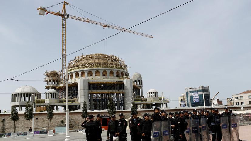 Власти Турции продлили режим ЧП в стране