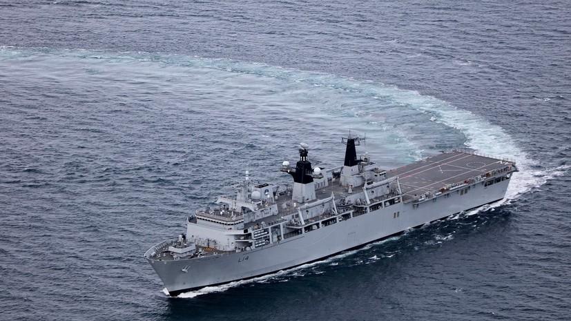 «Акт военно-морской блокады»: как Великобритания поставила под угрозу срыва встречу Ким Чен Ына и Дональда Трампа