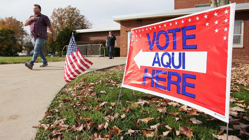 В США планируют разрешить голосовать на федеральных выборах с 16 лет