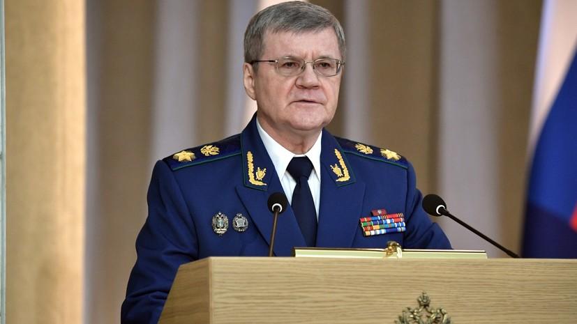 Чайка: власти Британии не могли допустить возвращения Березовского в Россию