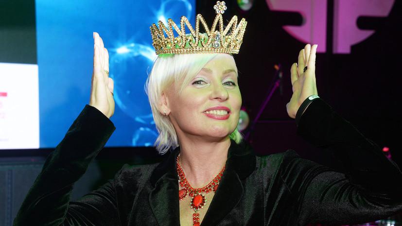 Актриса Жанна Эппле попала в базу данных «Миротворца»